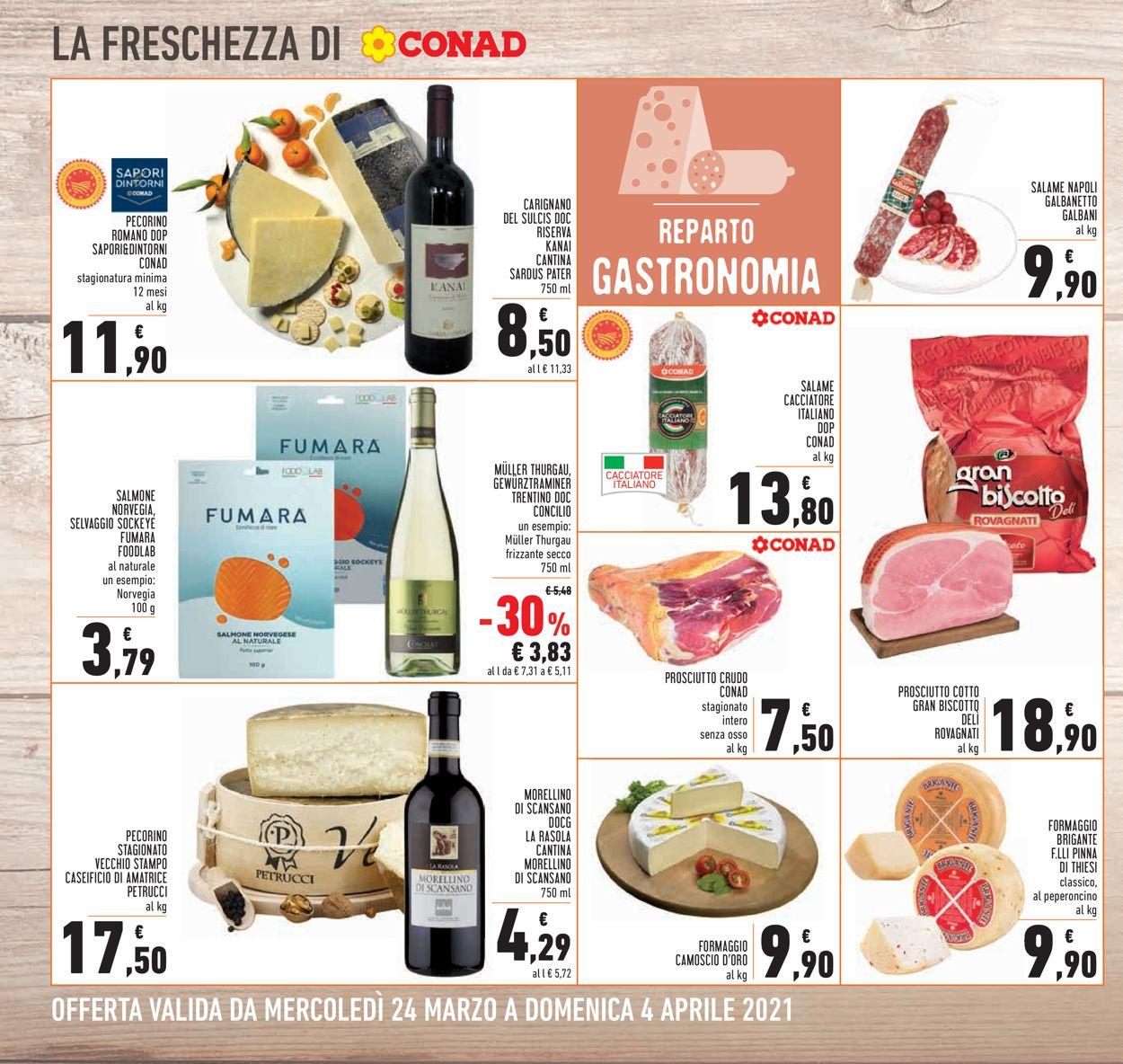 Volantino Conad - Pasqua 2021! - Offerte 24/03-04/04/2021 (Pagina 16)