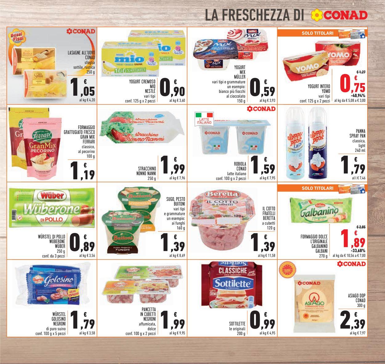 Volantino Conad - Pasqua 2021! - Offerte 24/03-04/04/2021 (Pagina 19)