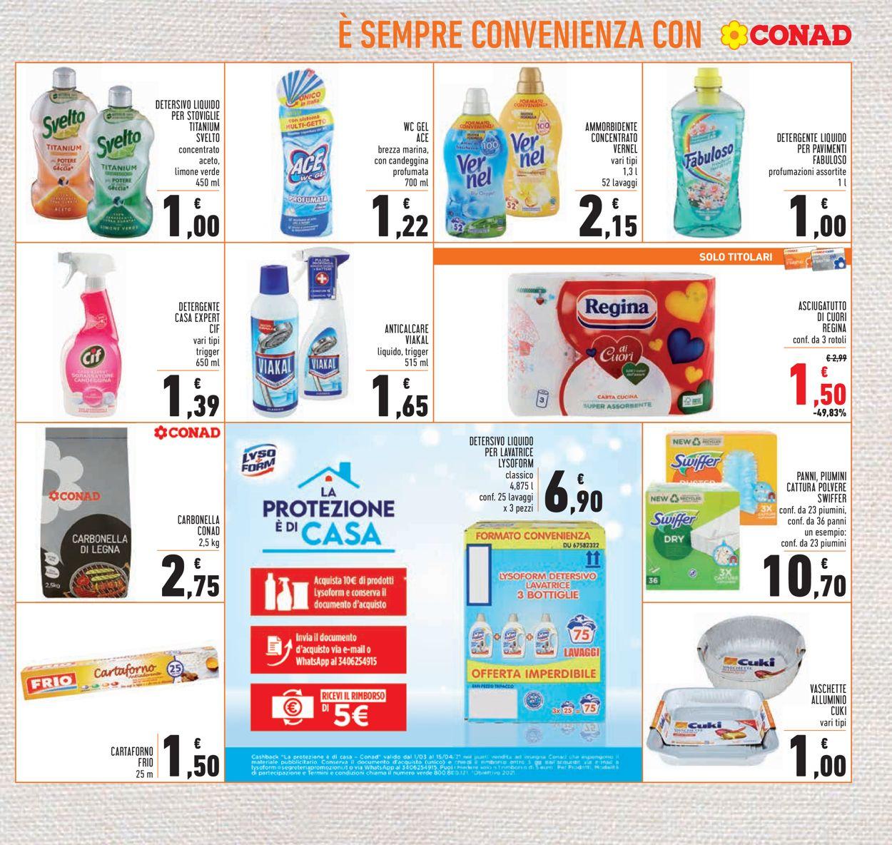 Volantino Conad - Pasqua 2021! - Offerte 24/03-04/04/2021 (Pagina 27)