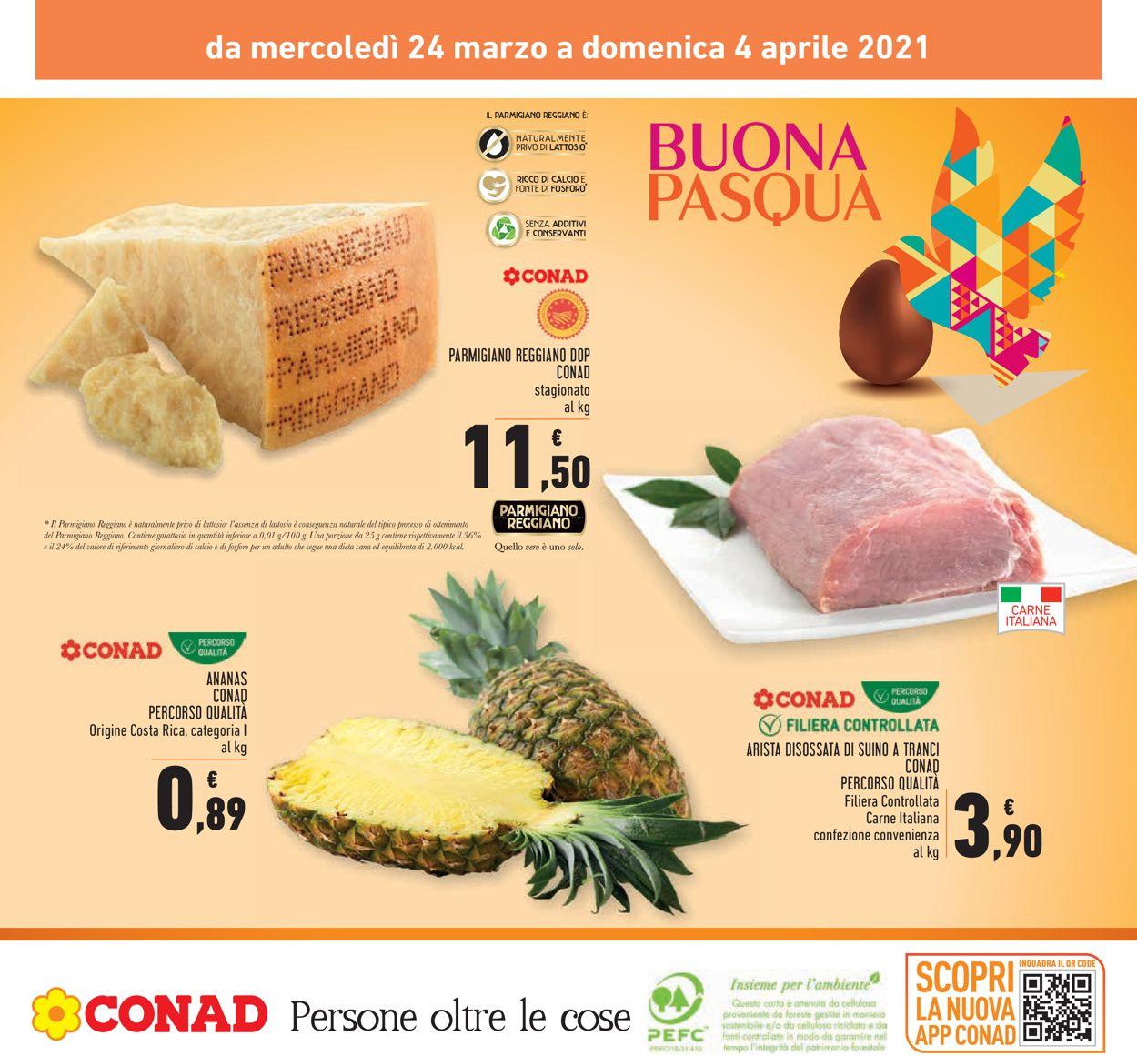 Volantino Conad - Pasqua 2021! - Offerte 24/03-04/04/2021 (Pagina 32)