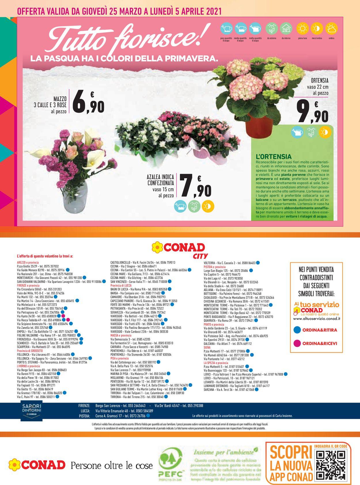 Volantino Conad - Pasqua 2021! - Offerte 25/03-05/04/2021 (Pagina 20)