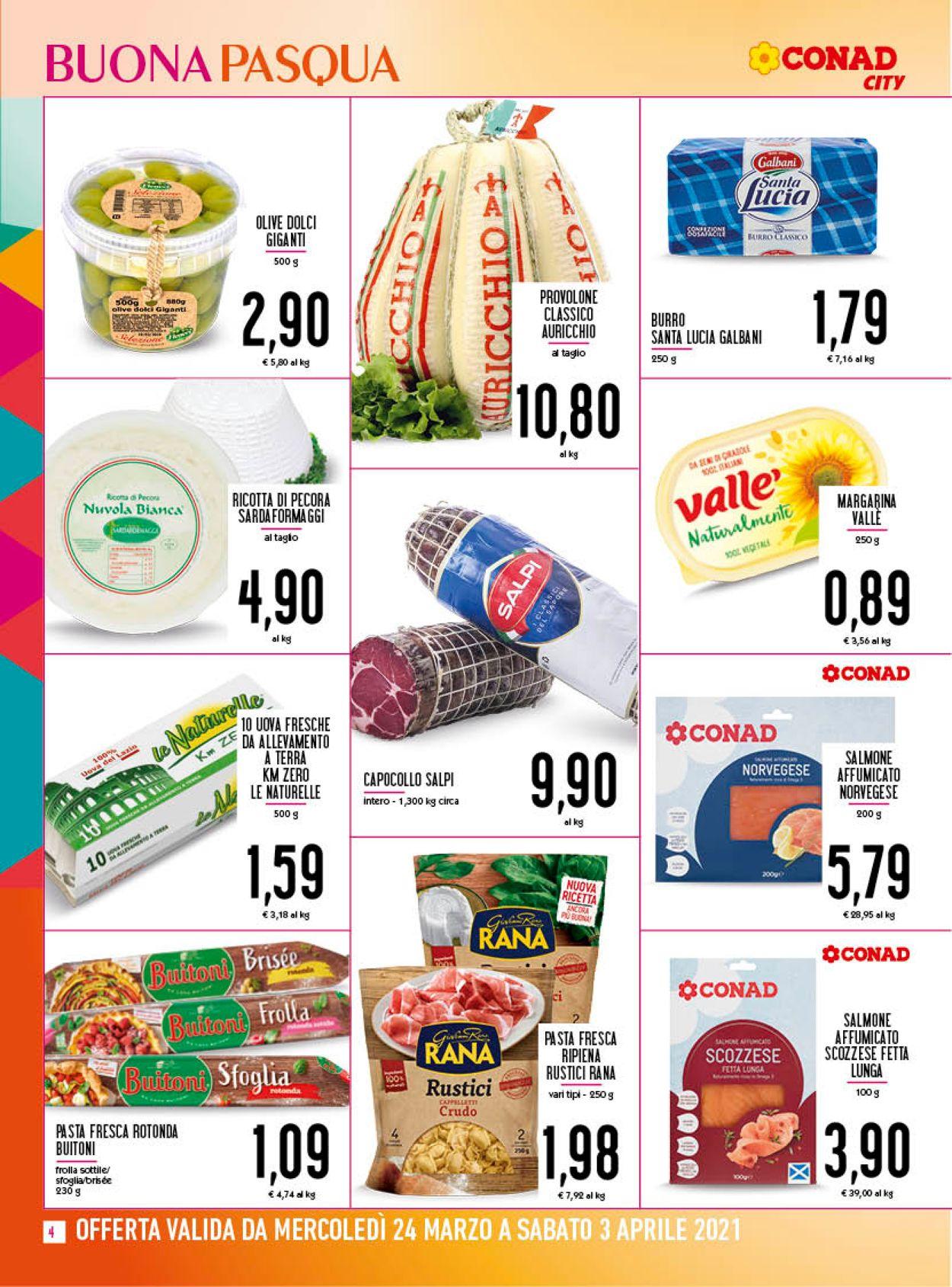 Volantino Conad - Pasqua 2021! - Offerte 24/03-03/04/2021 (Pagina 4)