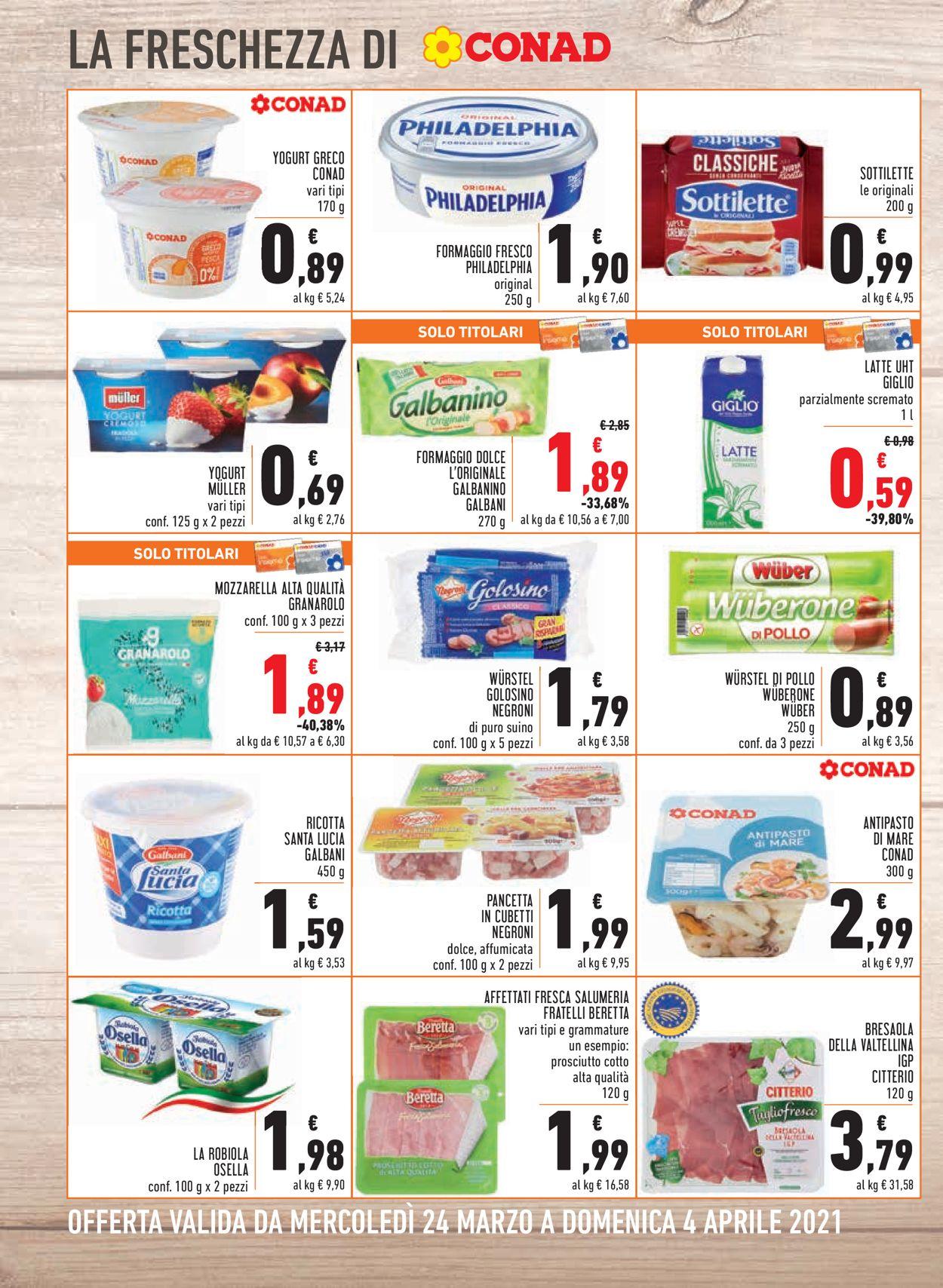 Volantino Conad - Pasqua 2021! - Offerte 24/03-04/04/2021 (Pagina 12)
