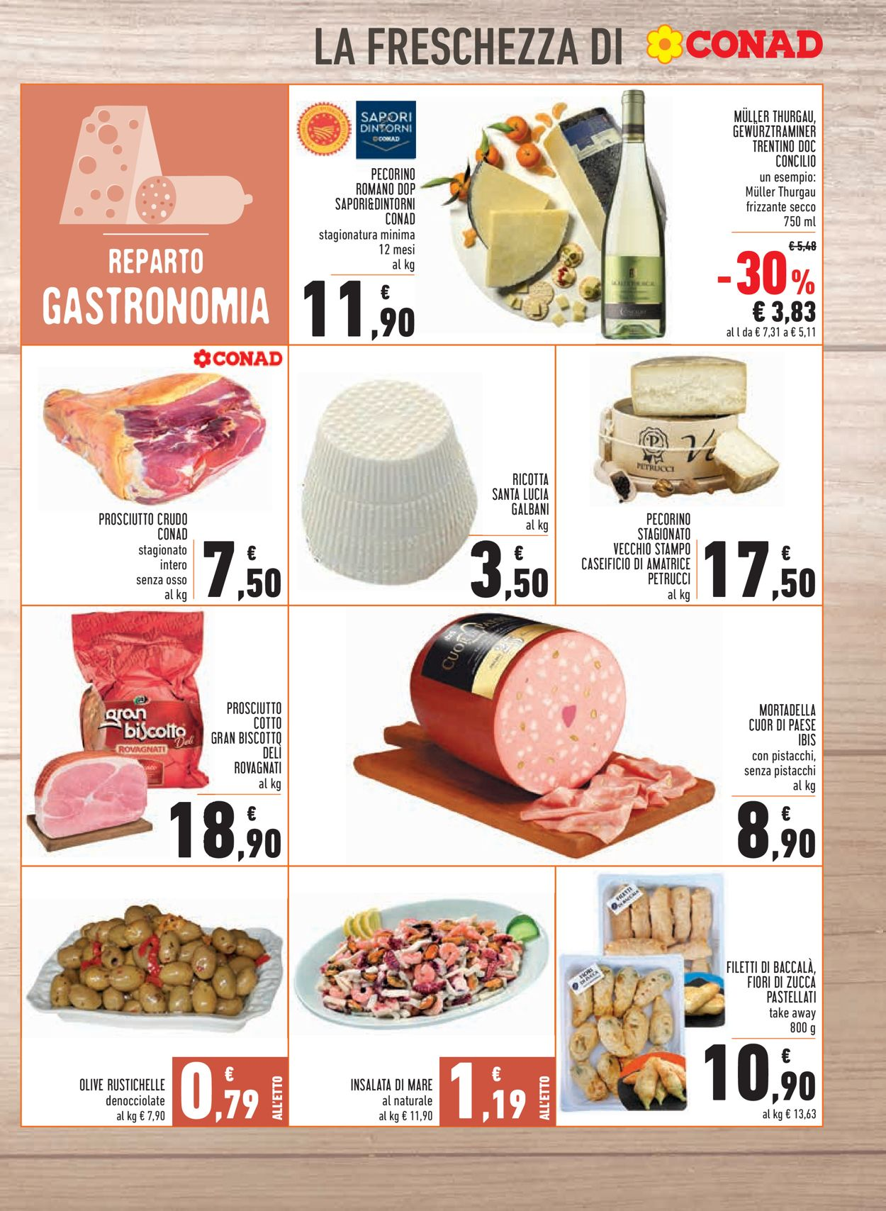 Volantino Conad - Pasqua 2021! - Offerte 24/03-04/04/2021 (Pagina 13)