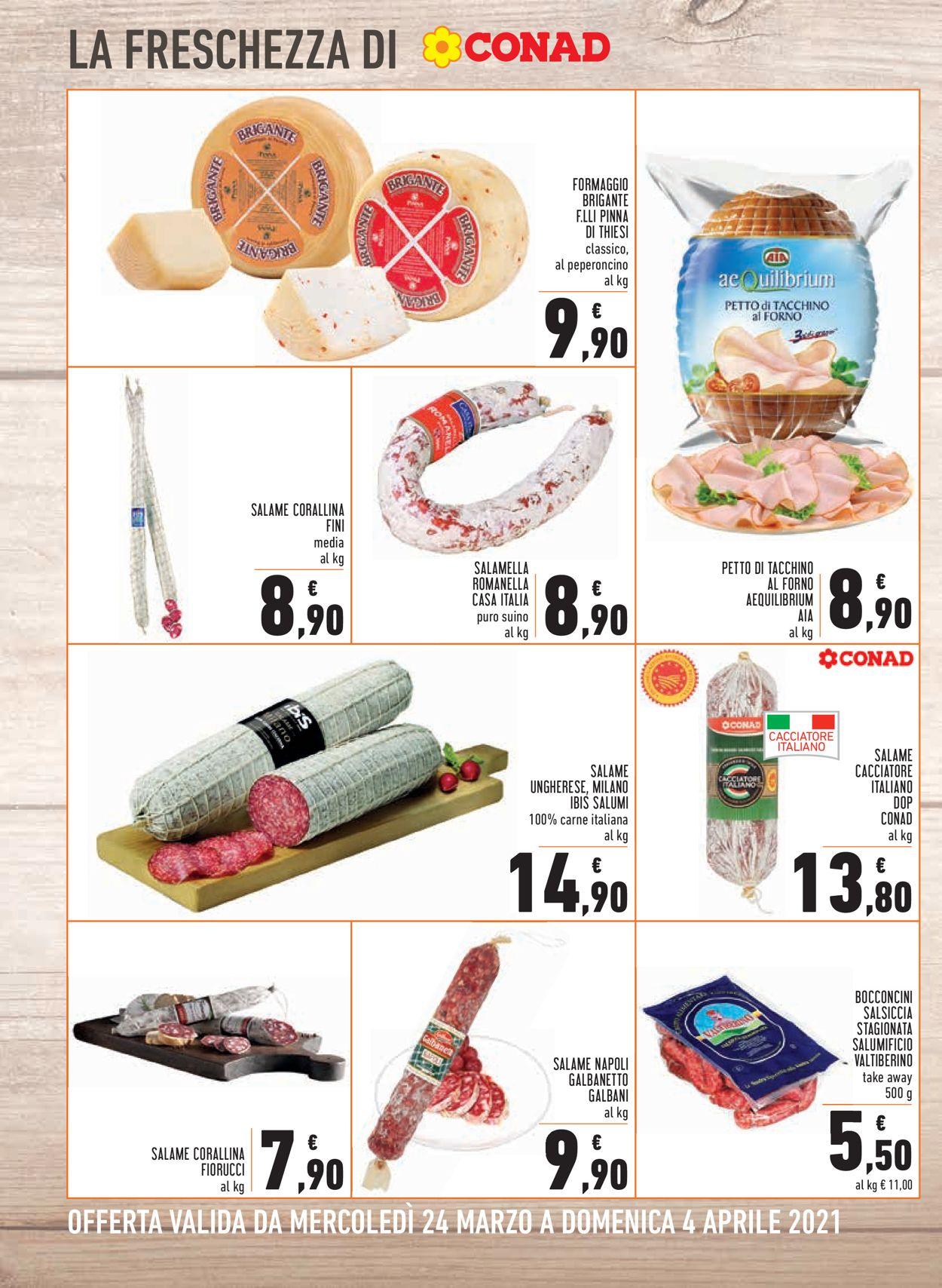 Volantino Conad - Pasqua 2021! - Offerte 24/03-04/04/2021 (Pagina 14)