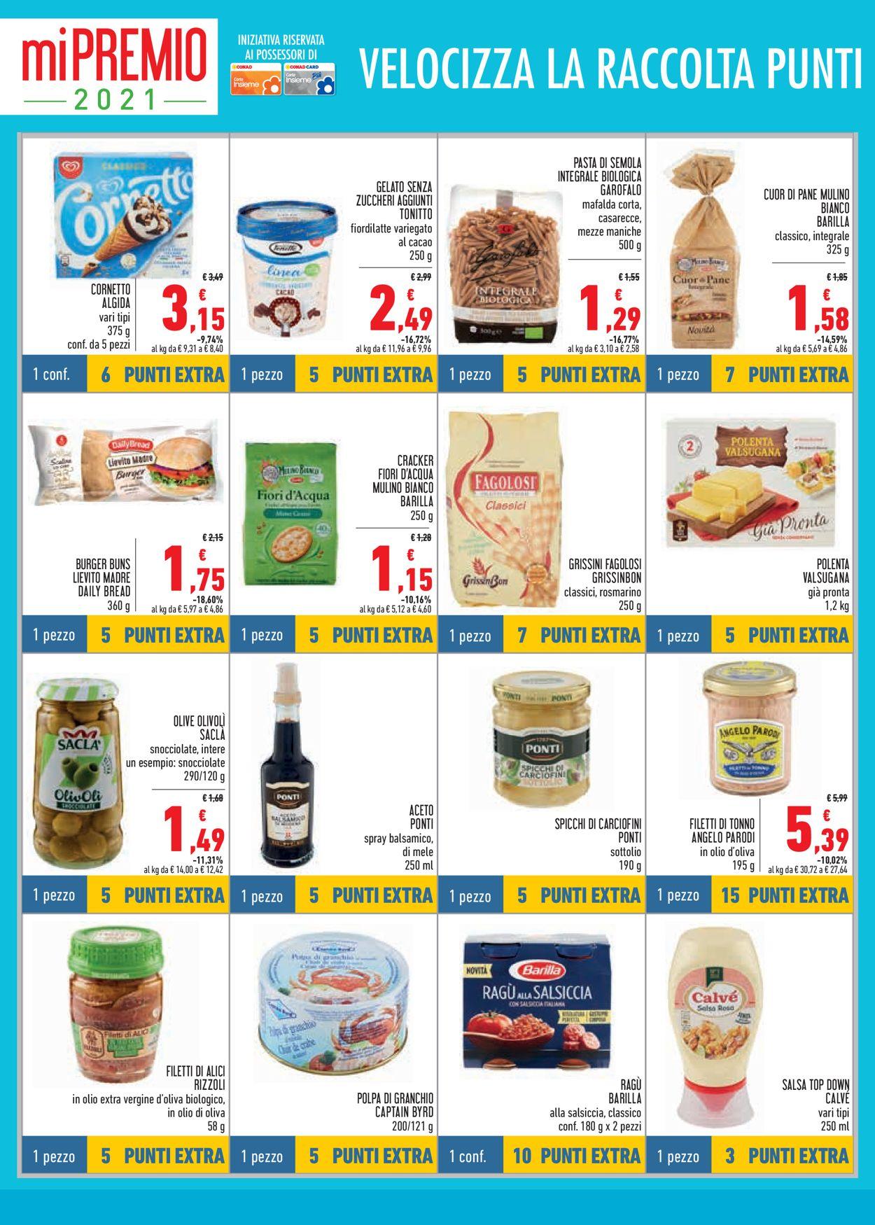 Volantino Conad - Offerte 24/03-20/04/2021 (Pagina 6)