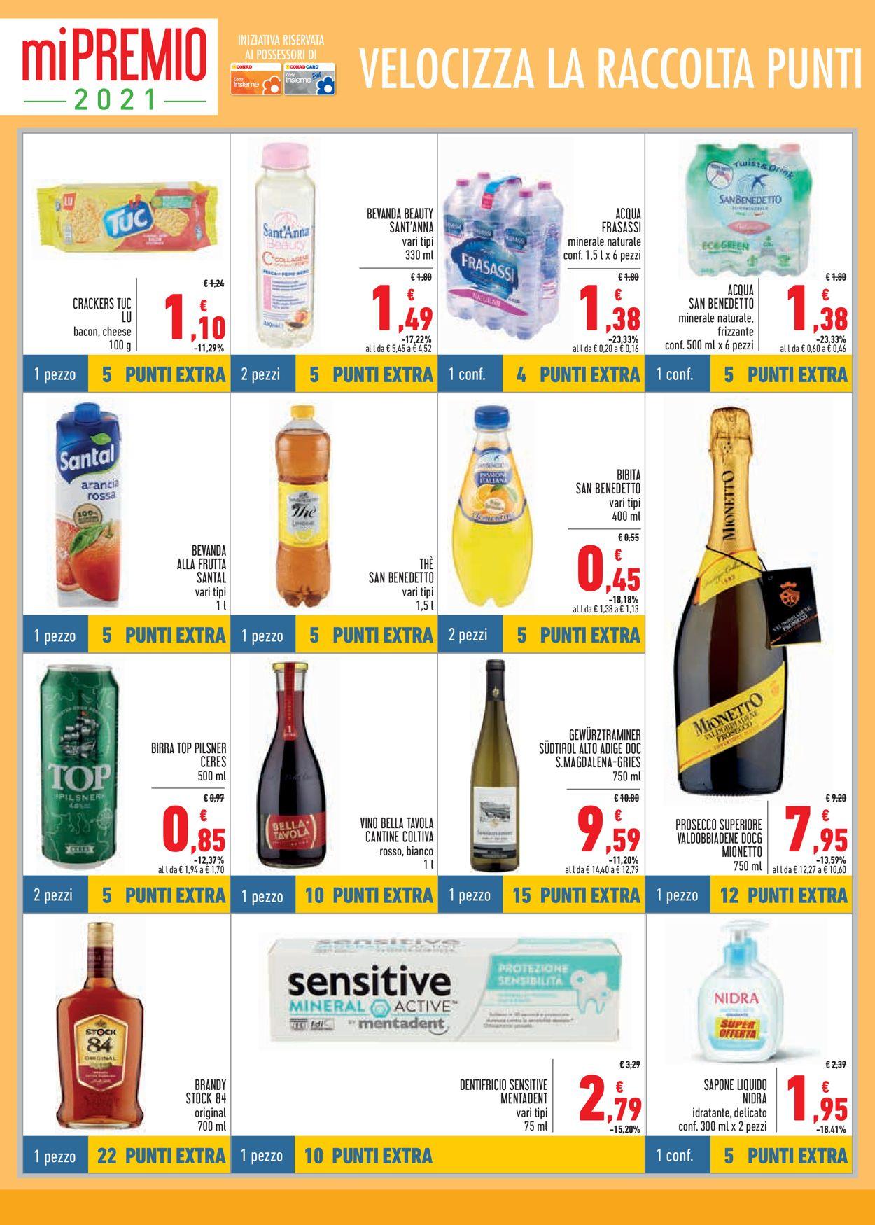 Volantino Conad - Offerte 24/03-20/04/2021 (Pagina 14)