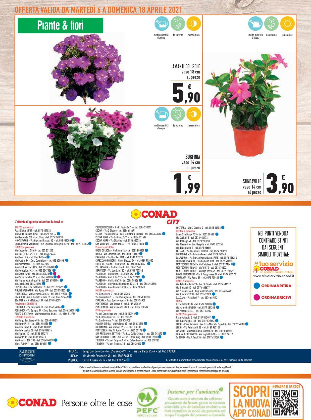 Volantino Conad - Offerte 06/04-18/04/2021 (Pagina 24)