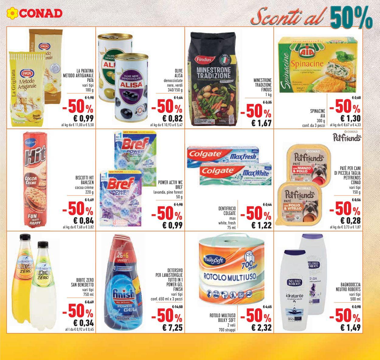 Volantino Conad - Offerte 07/04-18/04/2021 (Pagina 3)
