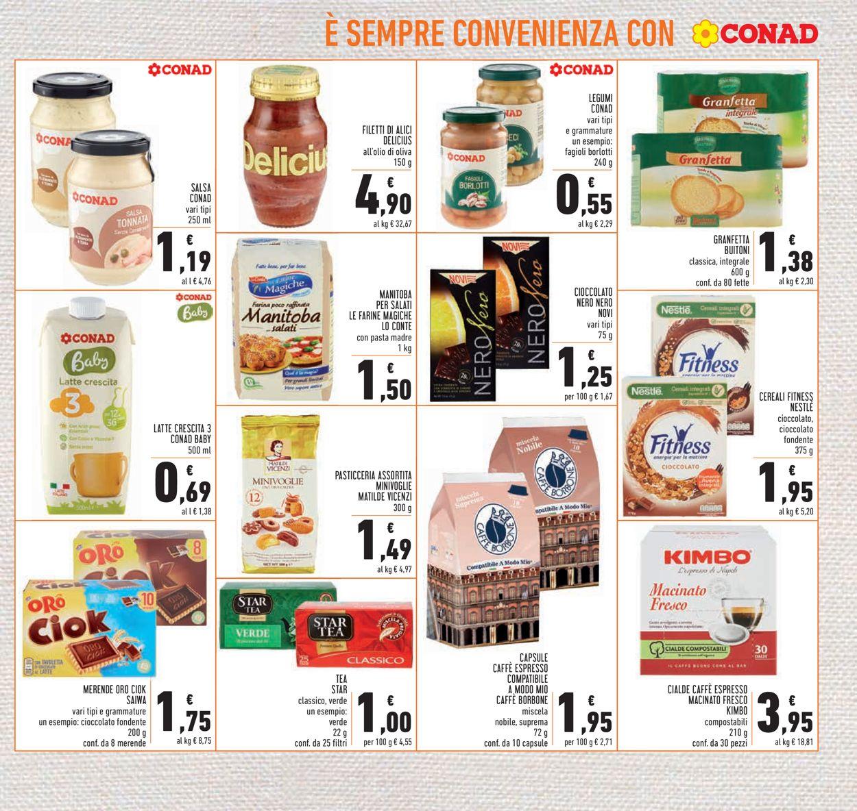 Volantino Conad - Offerte 07/04-18/04/2021 (Pagina 19)