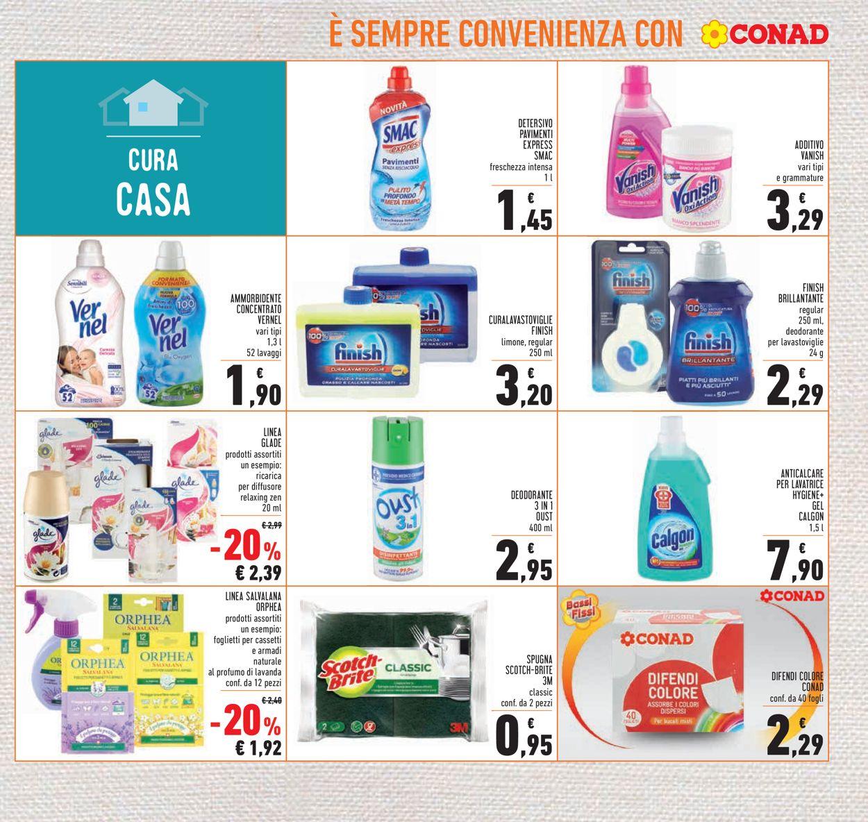 Volantino Conad - Offerte 07/04-18/04/2021 (Pagina 21)
