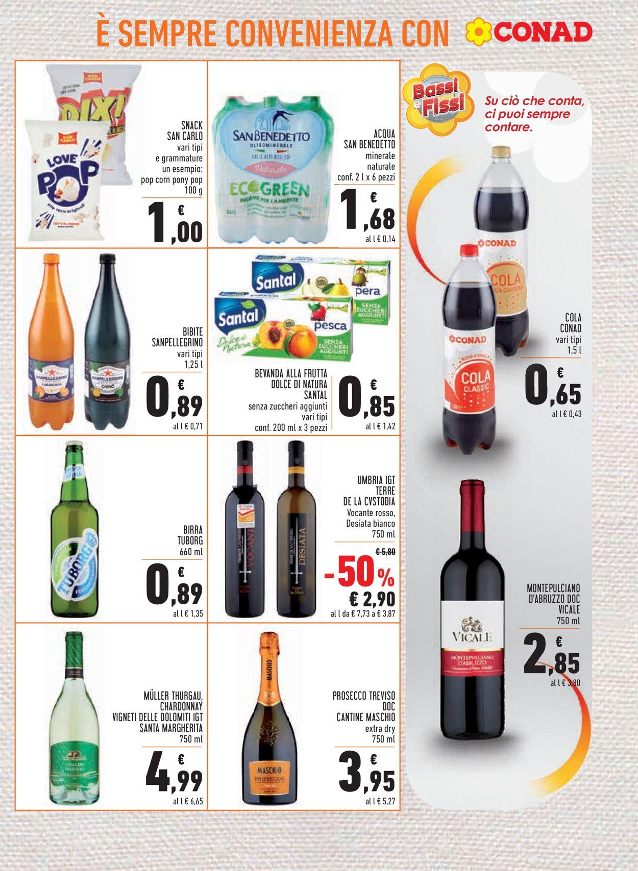 Volantino Conad - Offerte 07/04-18/04/2021 (Pagina 15)