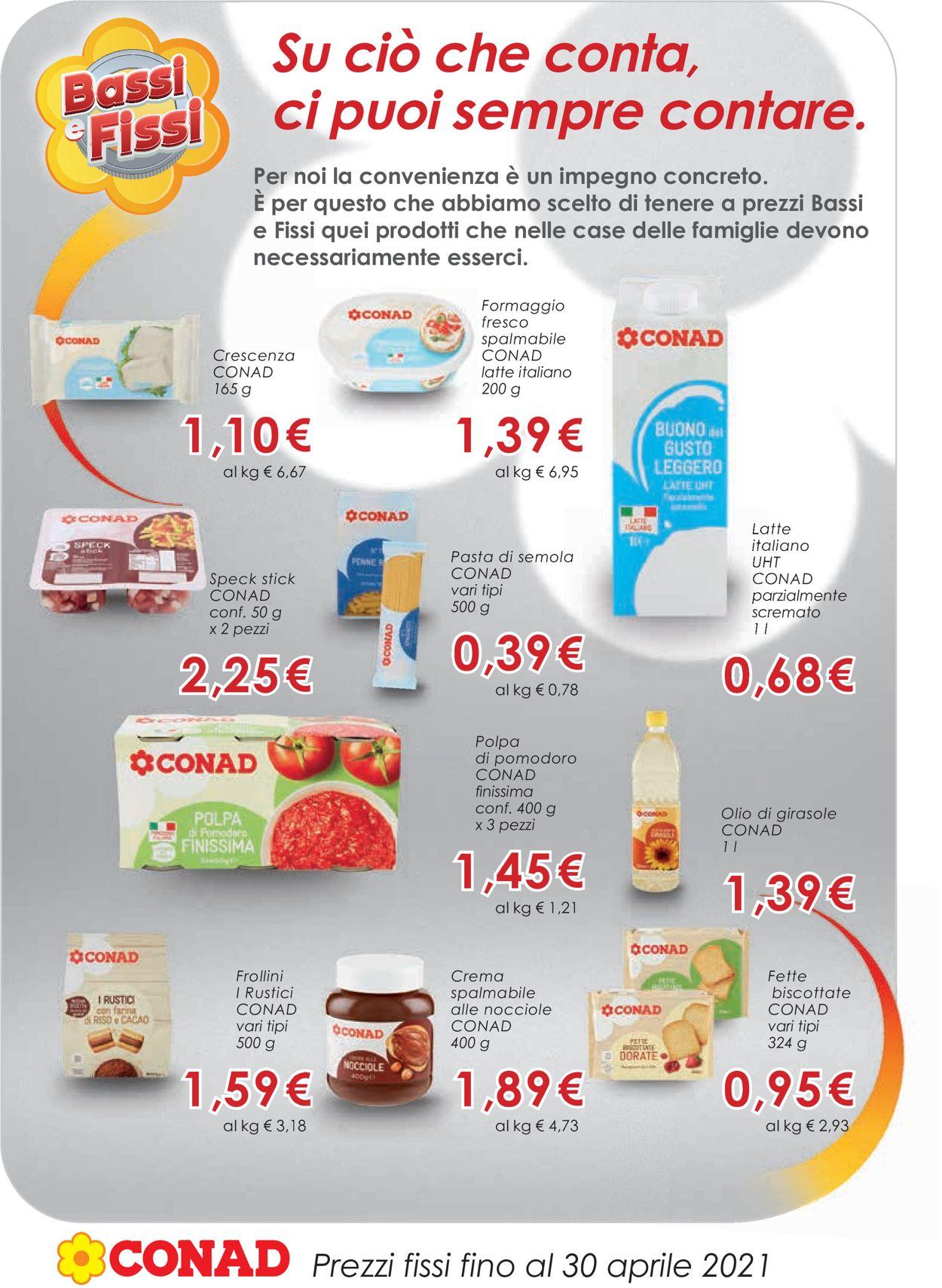 Volantino Conad - Offerte 07/04-18/04/2021 (Pagina 16)
