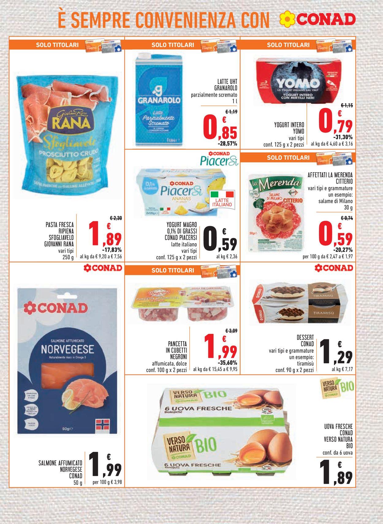 Volantino Conad - Offerte 15/04-21/04/2021 (Pagina 7)