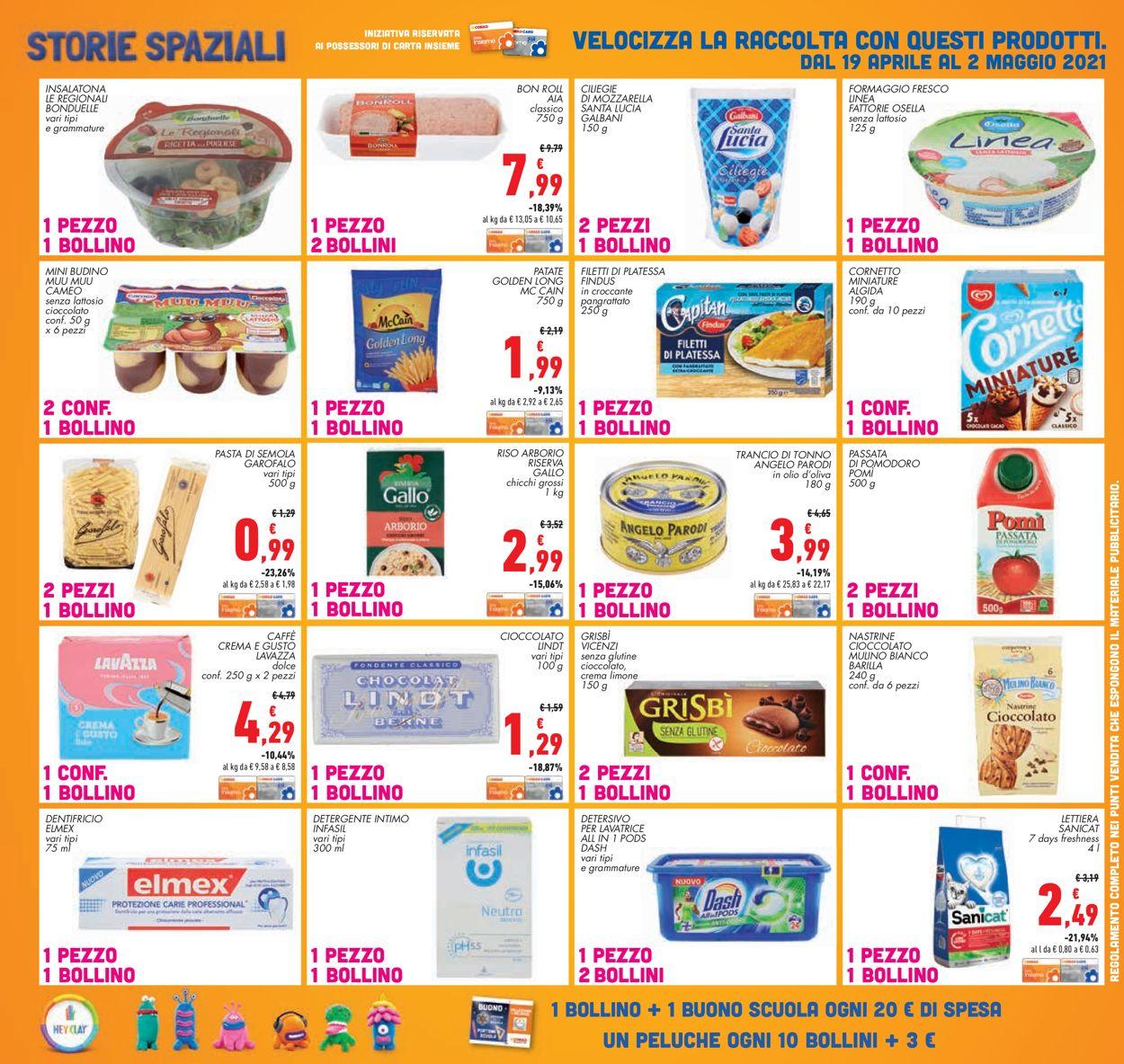 Volantino Conad - Offerte 21/04-02/05/2021 (Pagina 26)