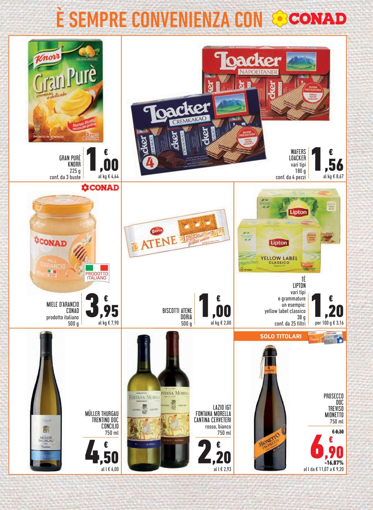 Volantino Conad - Offerte 21/04-02/05/2021 (Pagina 15)