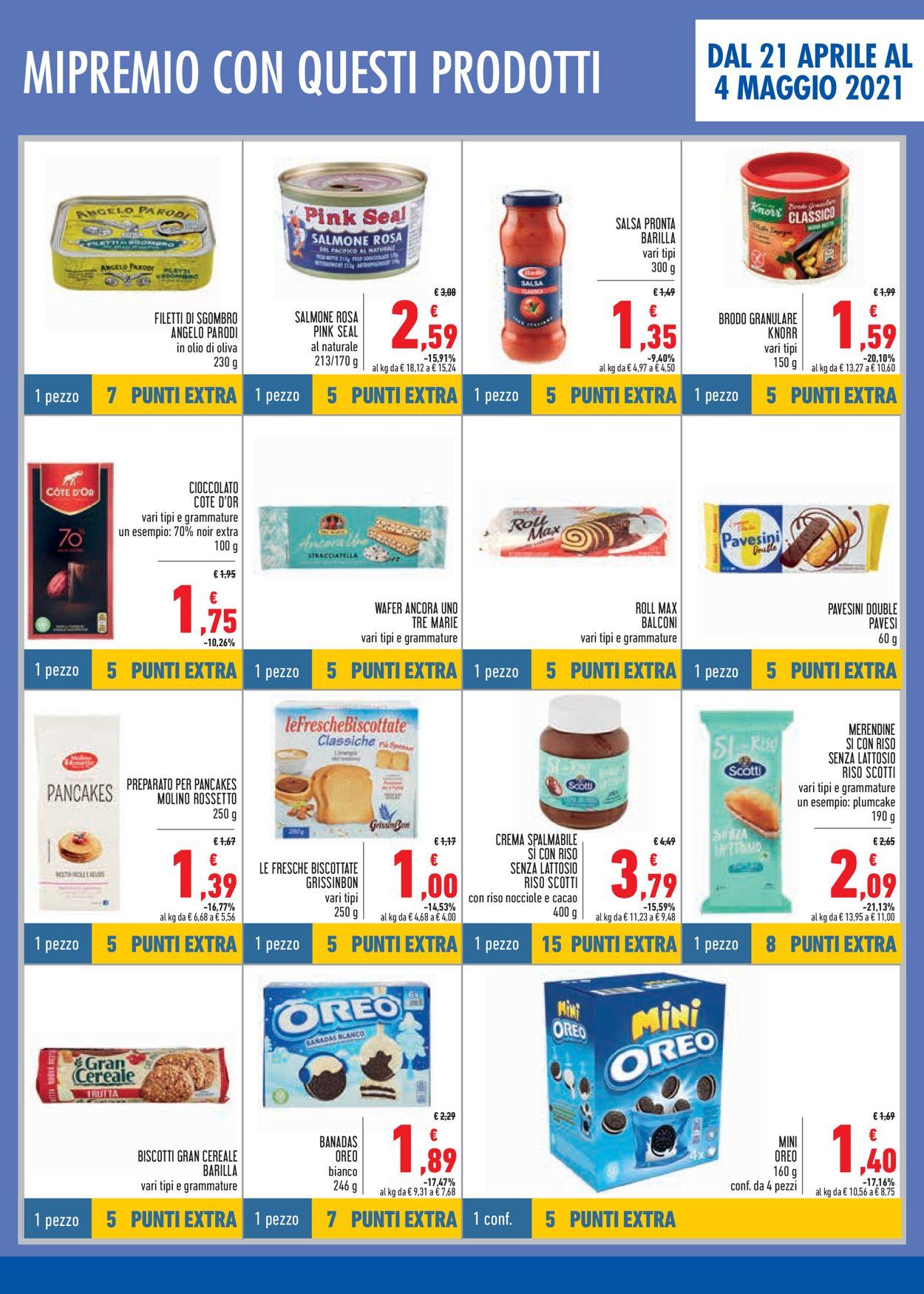 Volantino Conad - Offerte 21/04-18/05/2021 (Pagina 7)