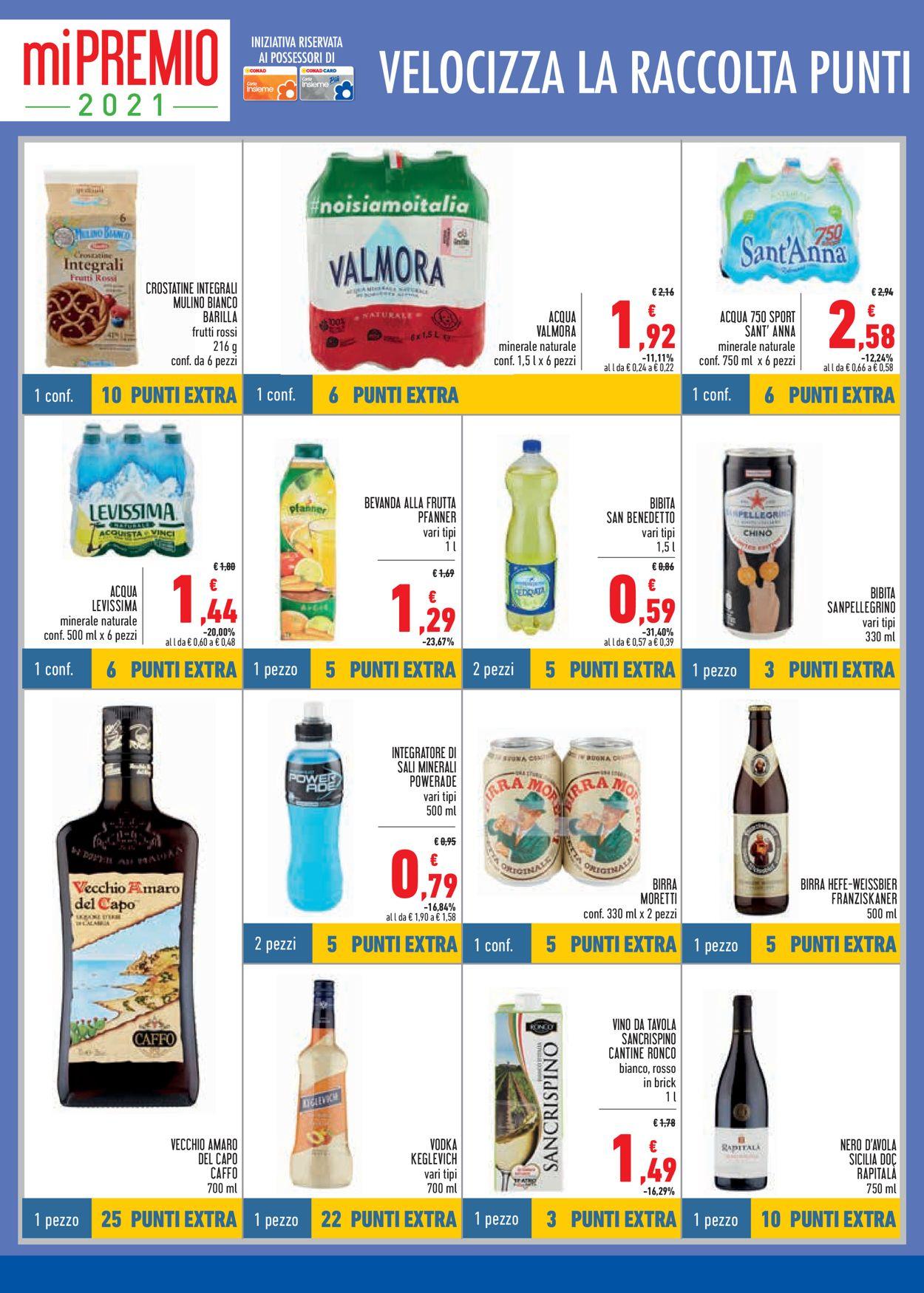 Volantino Conad - Offerte 21/04-18/05/2021 (Pagina 8)