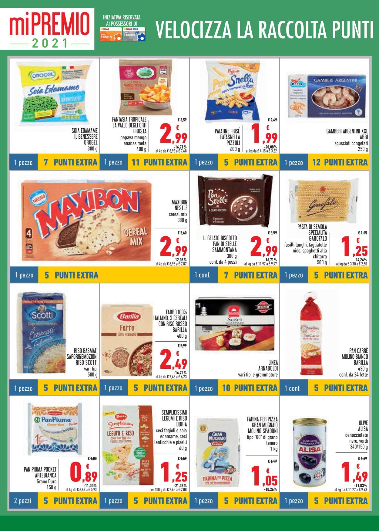 Volantino Conad - Offerte 21/04-18/05/2021 (Pagina 12)