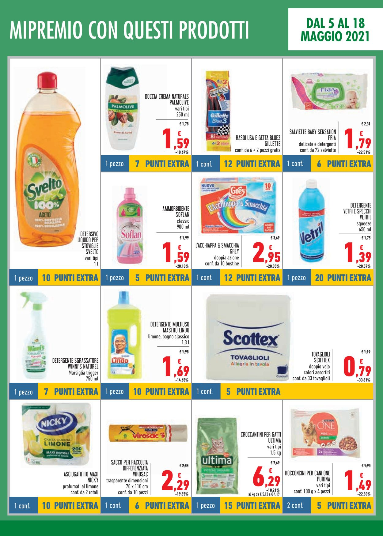 Volantino Conad - Offerte 21/04-18/05/2021 (Pagina 15)