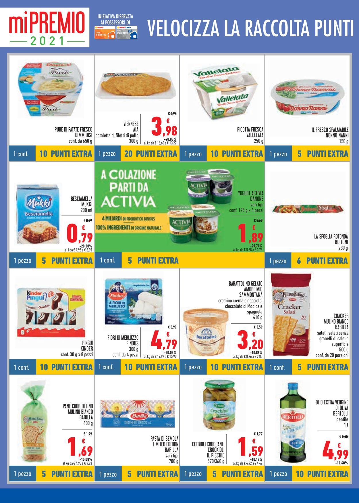 Volantino Conad - Offerte 22/04-05/05/2021 (Pagina 4)