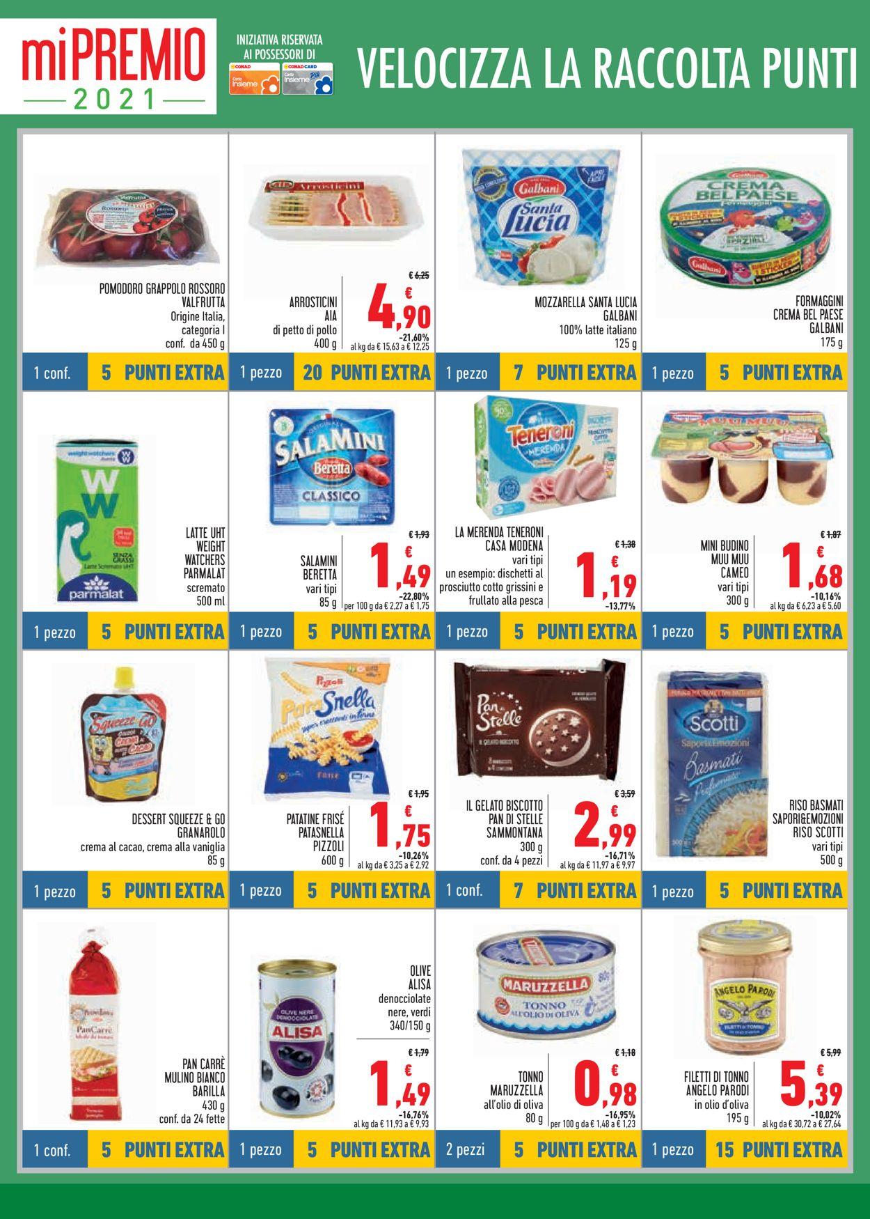 Volantino Conad - Offerte 22/04-05/05/2021 (Pagina 6)
