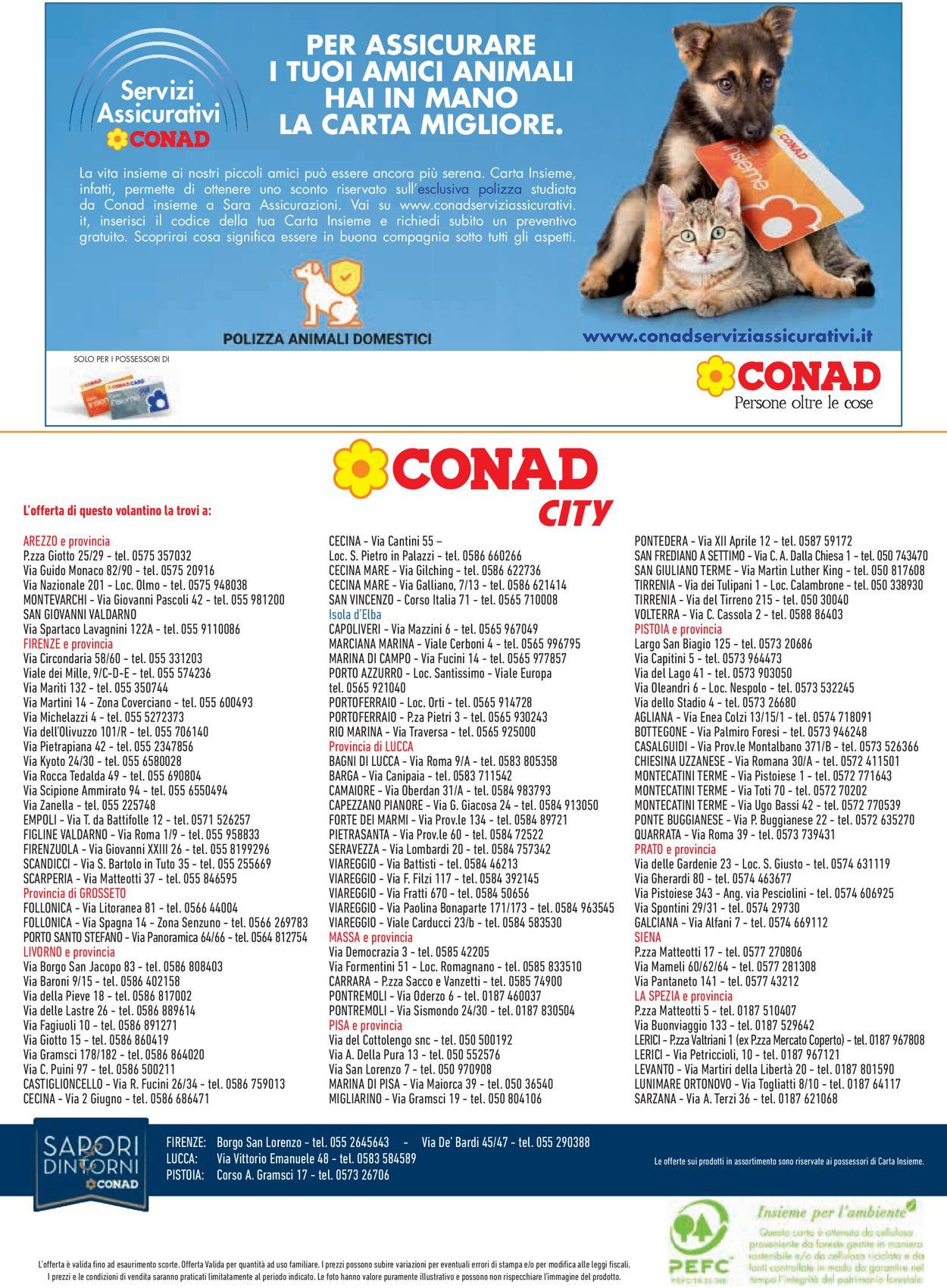 Volantino Conad - Offerte 22/04-05/05/2021 (Pagina 8)
