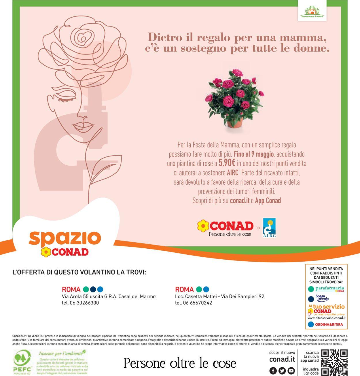 Volantino Conad - Offerte 27/04-06/05/2021 (Pagina 32)
