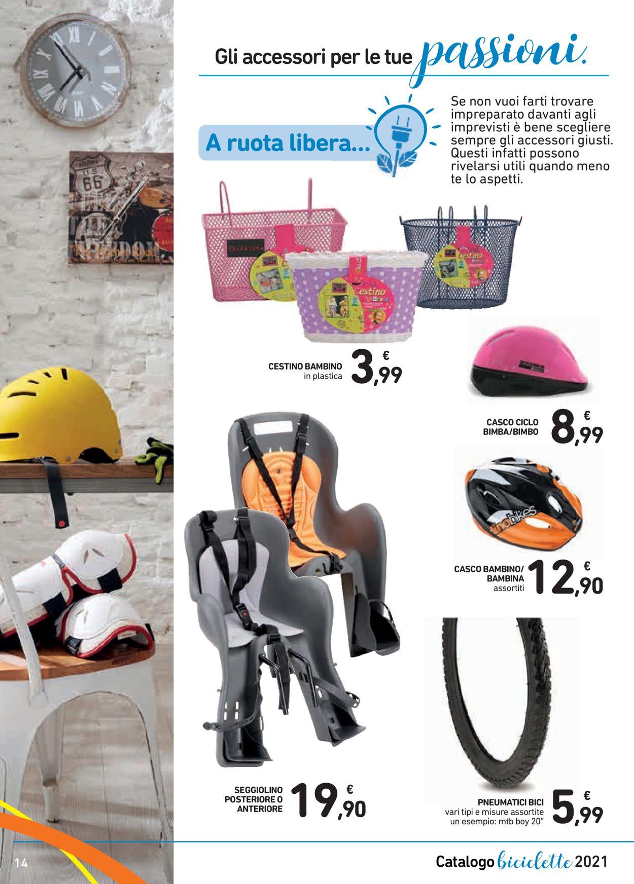 Volantino Conad - Offerte 27/04-27/05/2021 (Pagina 14)