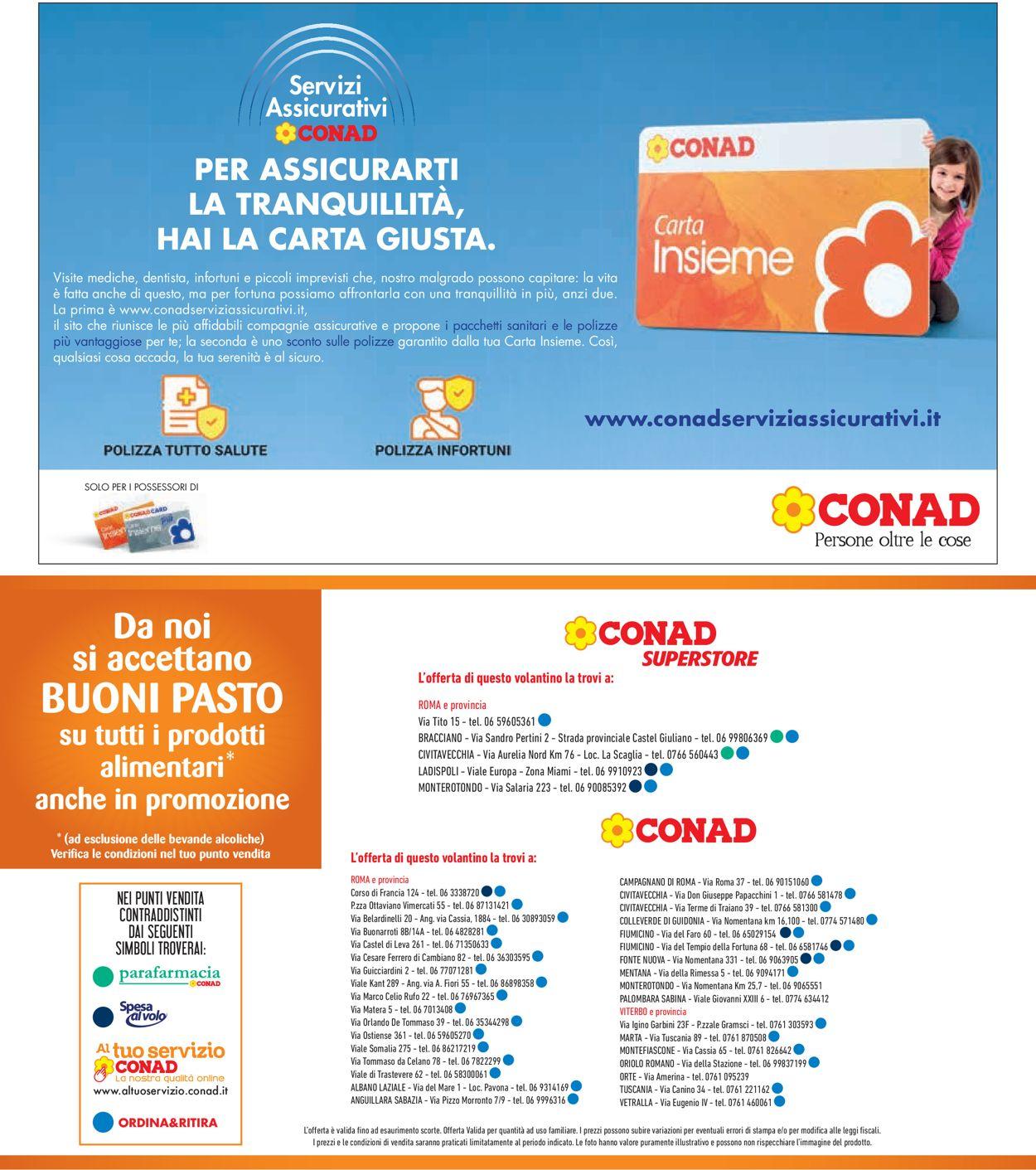 Volantino Conad - Offerte 28/04-05/05/2021 (Pagina 11)