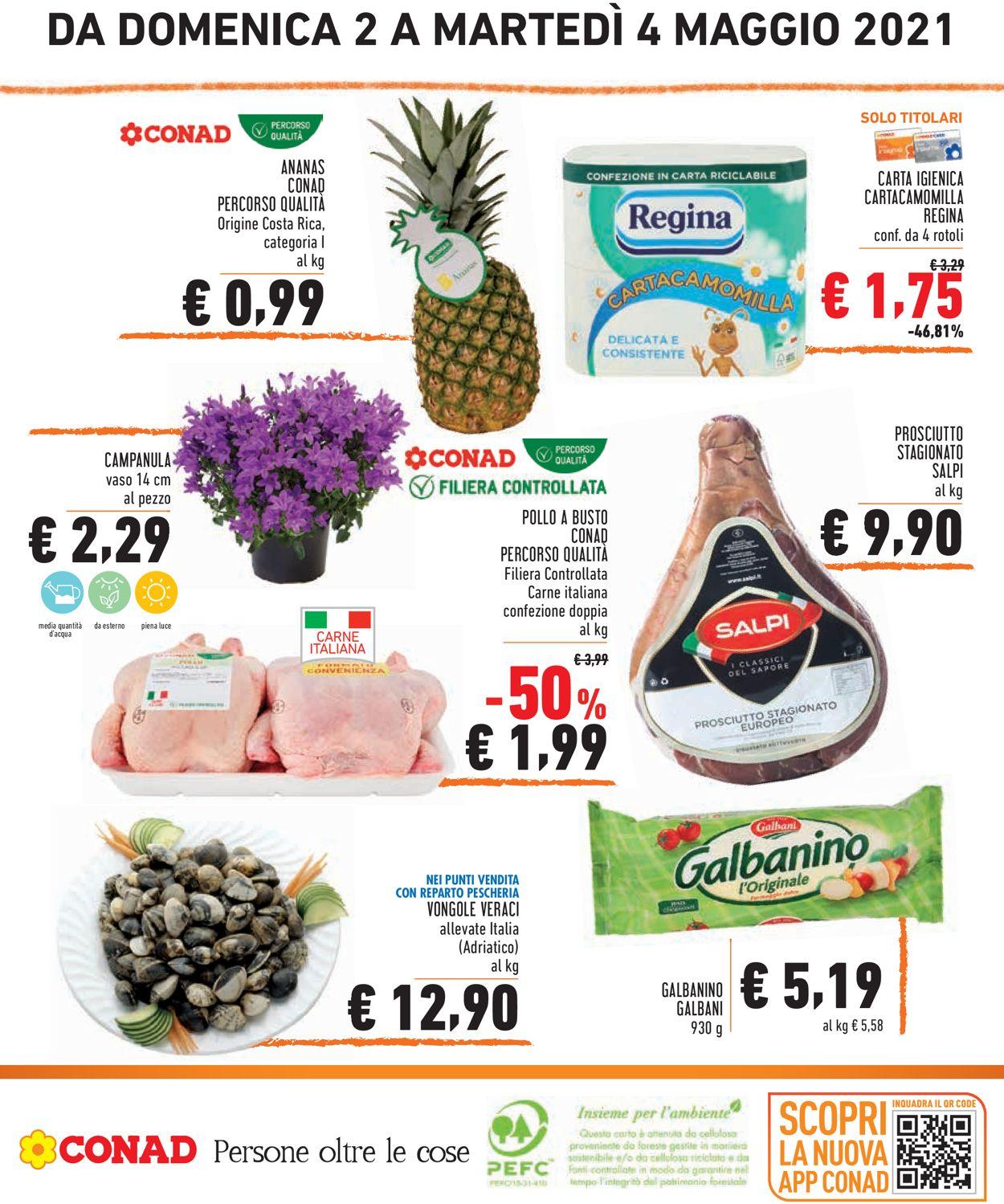 Volantino Conad - Offerte 28/04-05/05/2021 (Pagina 12)