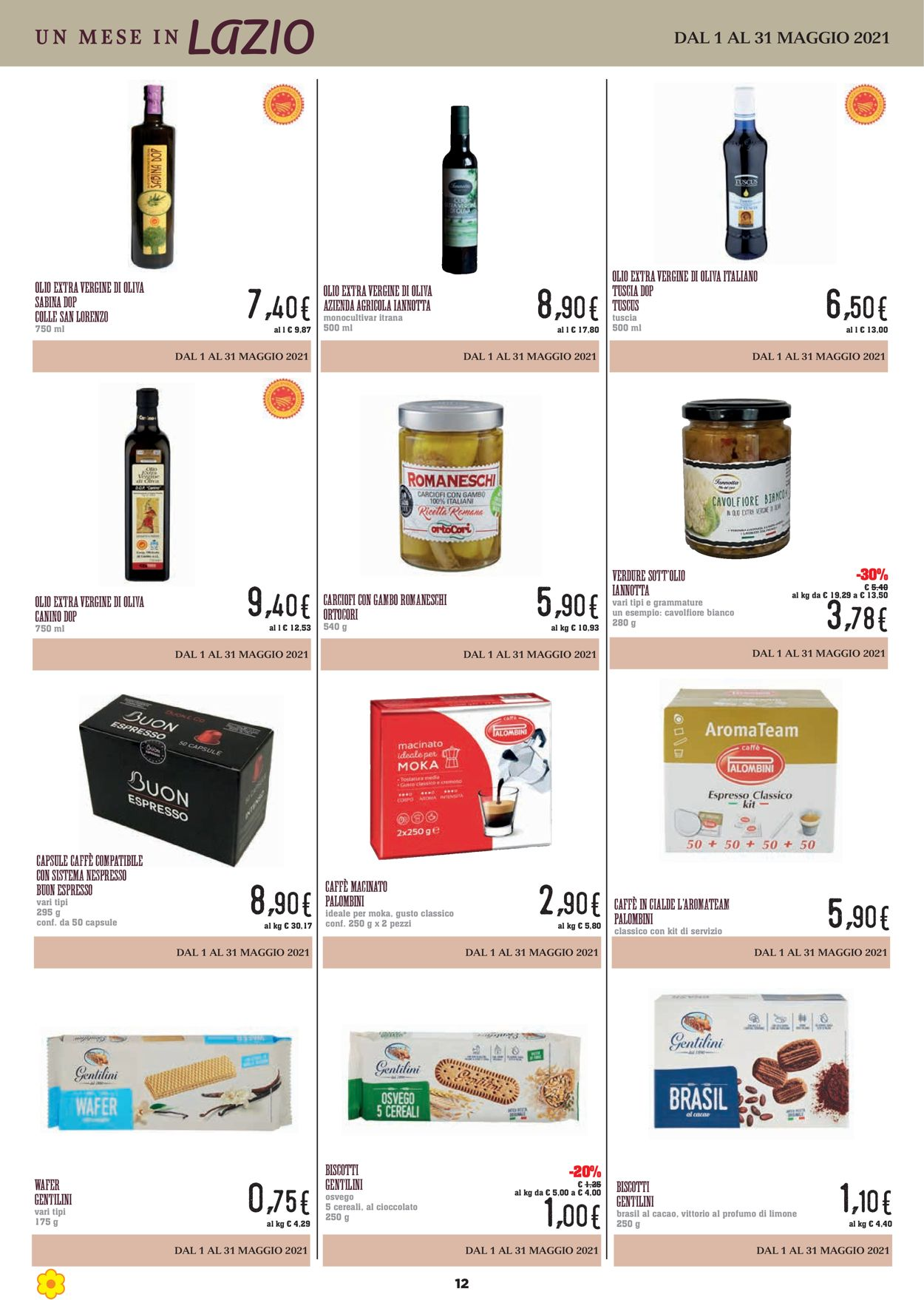 Volantino Conad - Offerte 01/05-31/05/2021 (Pagina 12)