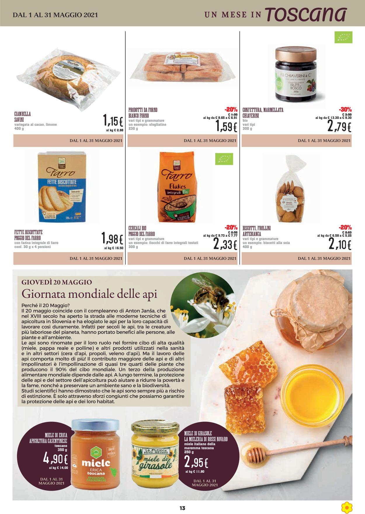 Volantino Conad - Offerte 01/05-31/05/2021 (Pagina 13)