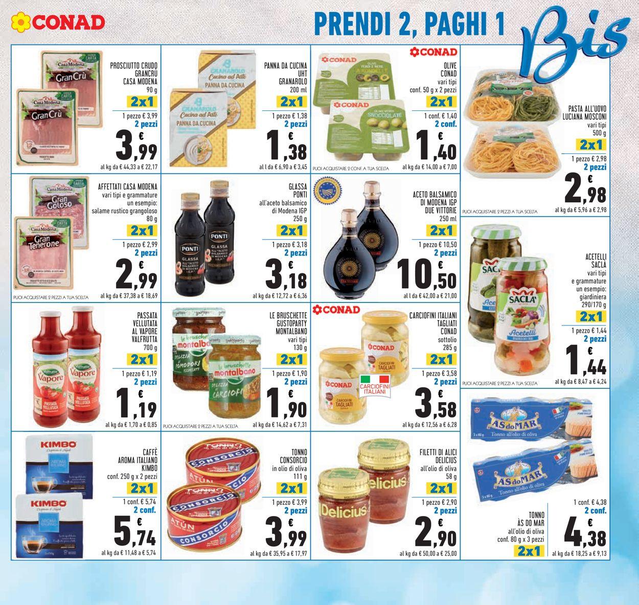 Volantino Conad - Offerte 06/05-16/05/2021 (Pagina 3)