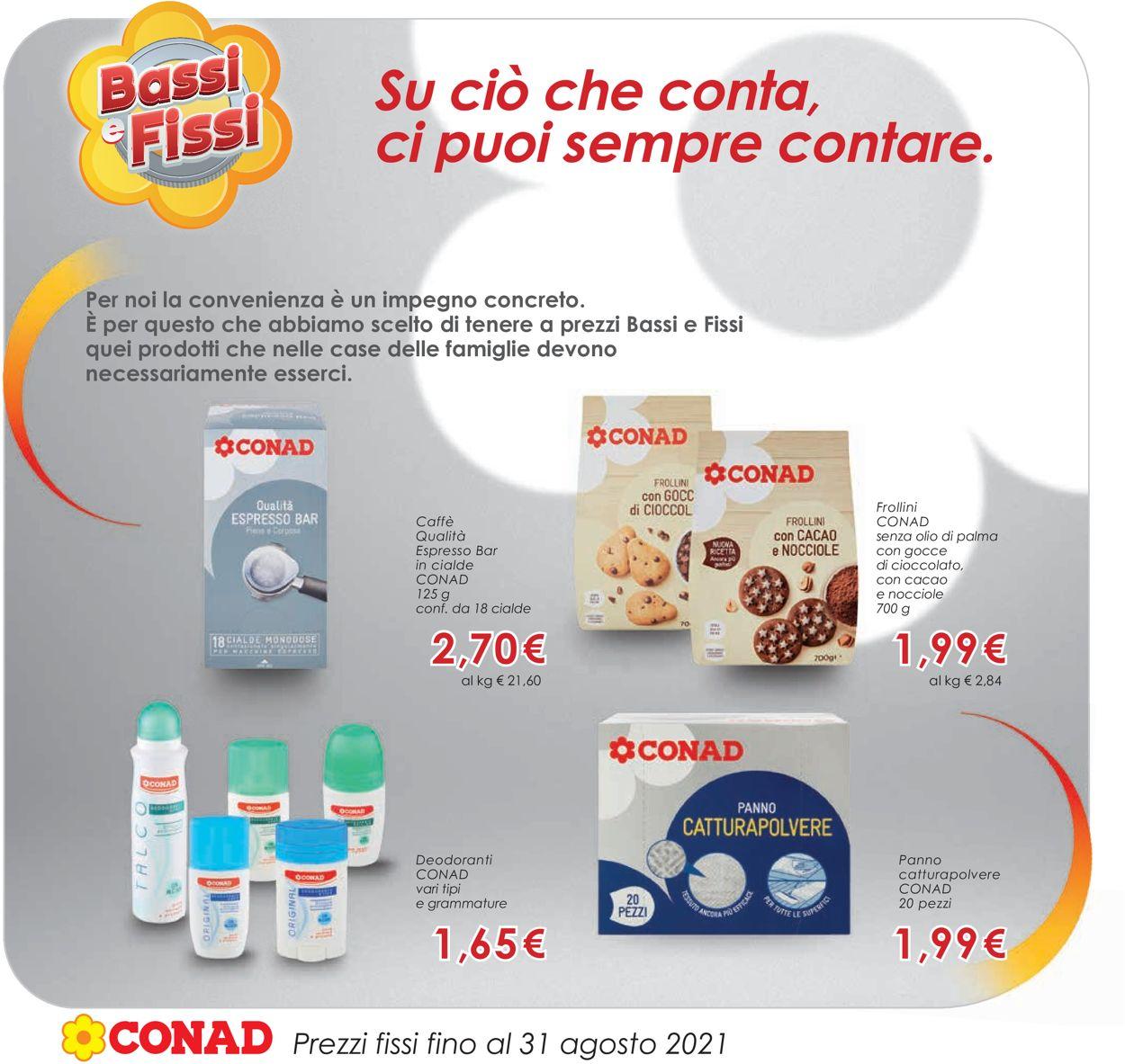 Volantino Conad - Offerte 06/05-16/05/2021 (Pagina 9)