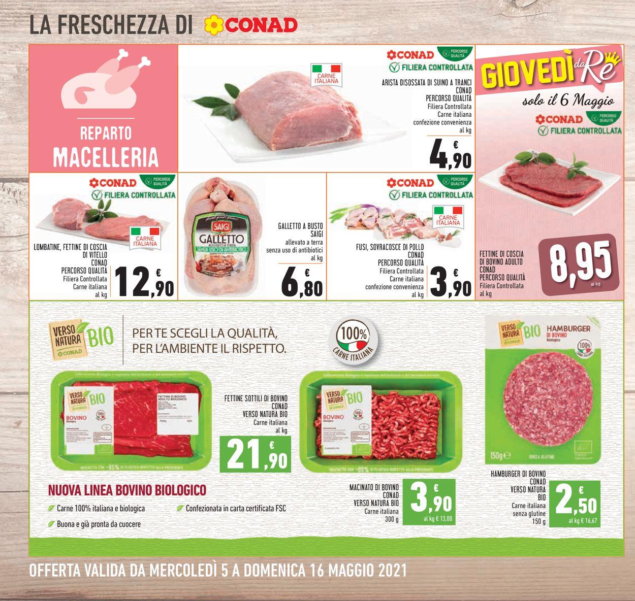 Volantino Conad - Offerte 06/05-16/05/2021 (Pagina 14)