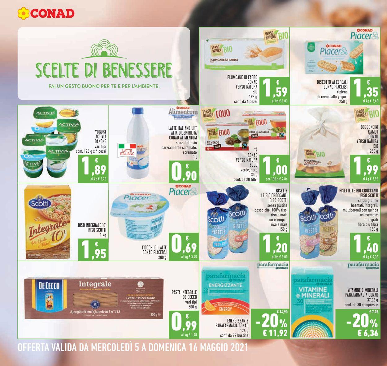 Volantino Conad - Offerte 06/05-16/05/2021 (Pagina 20)