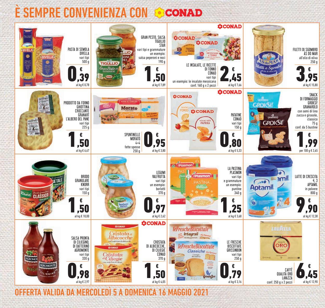 Volantino Conad - Offerte 06/05-16/05/2021 (Pagina 22)