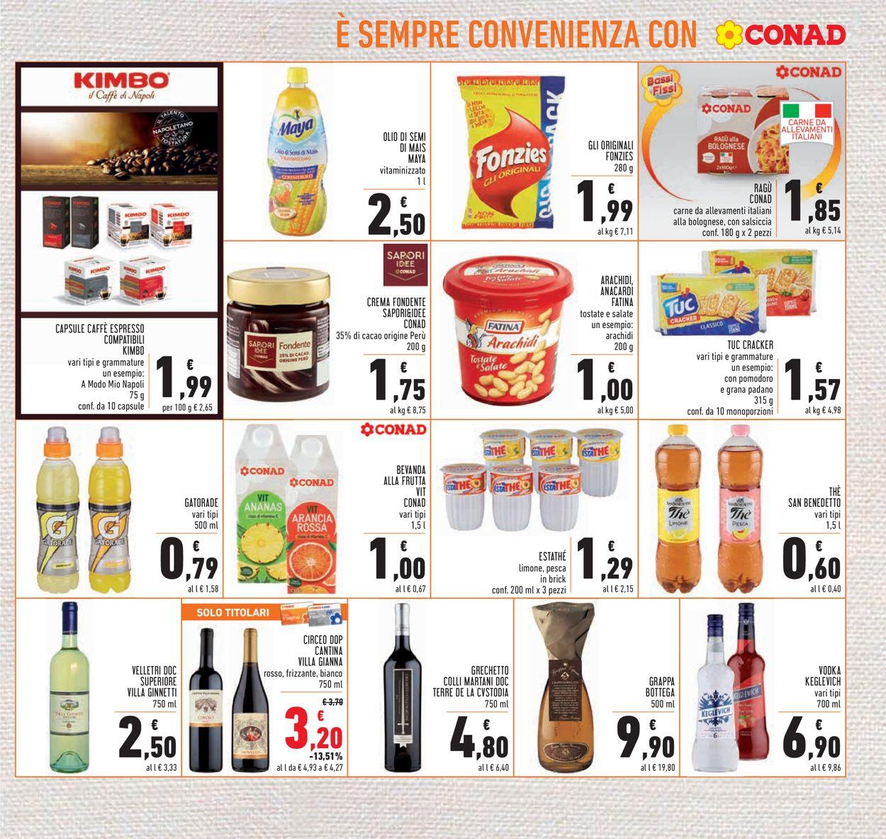 Volantino Conad - Offerte 06/05-16/05/2021 (Pagina 23)