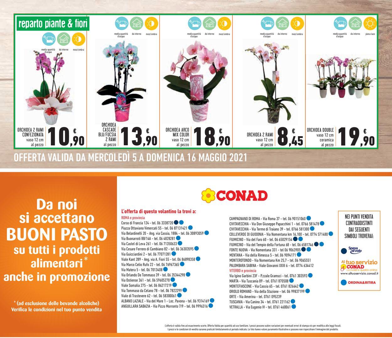 Volantino Conad - Offerte 06/05-16/05/2021 (Pagina 27)
