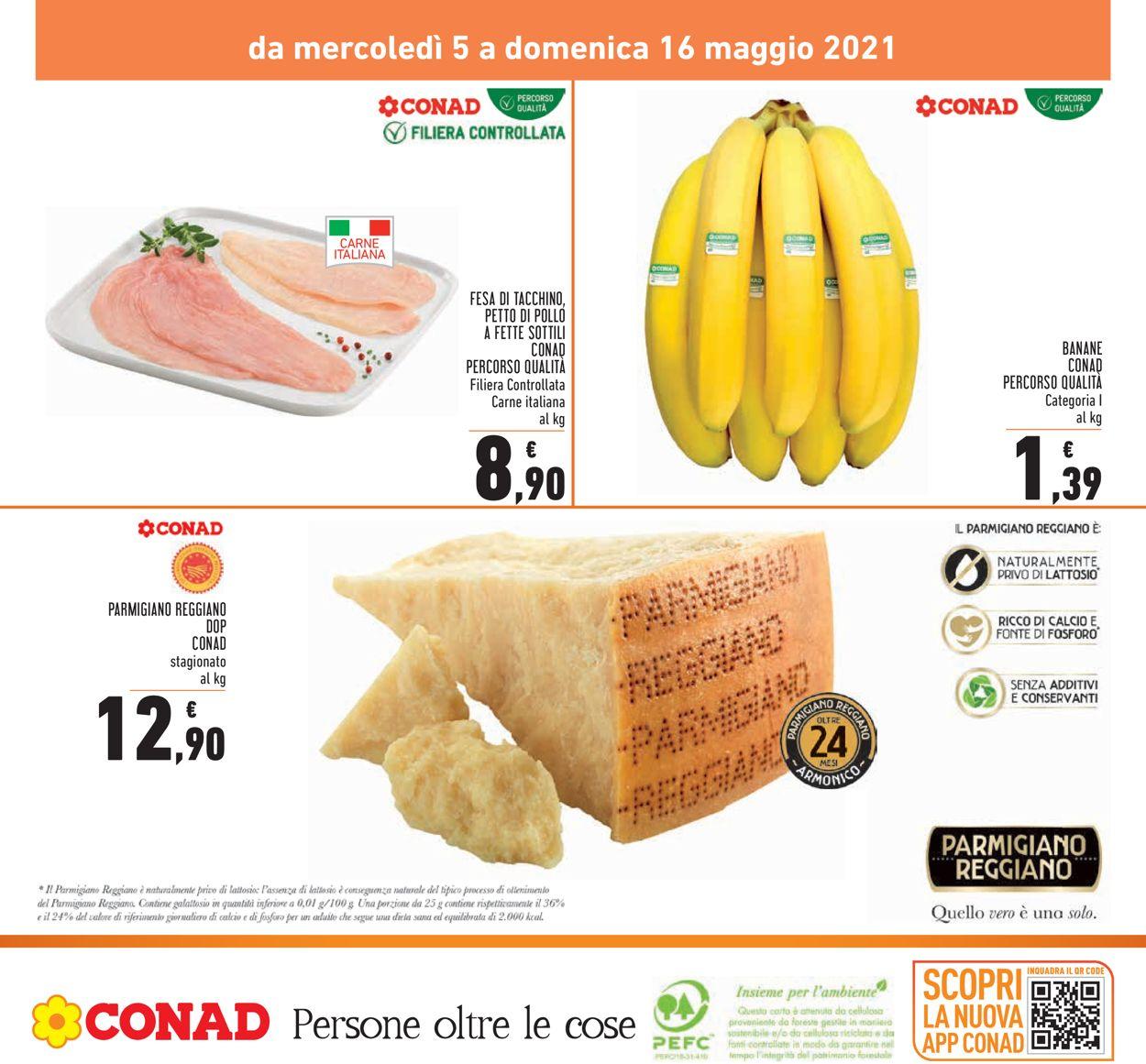 Volantino Conad - Offerte 06/05-16/05/2021 (Pagina 28)