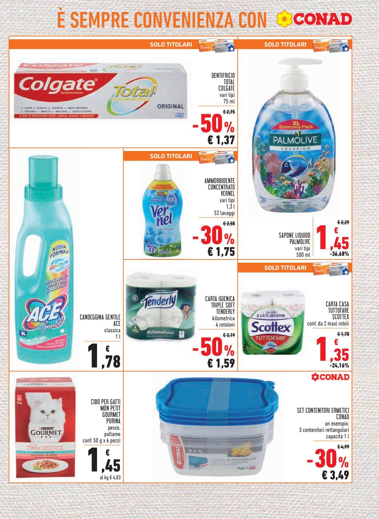 Volantino Conad - Offerte 06/05-19/05/2021 (Pagina 13)