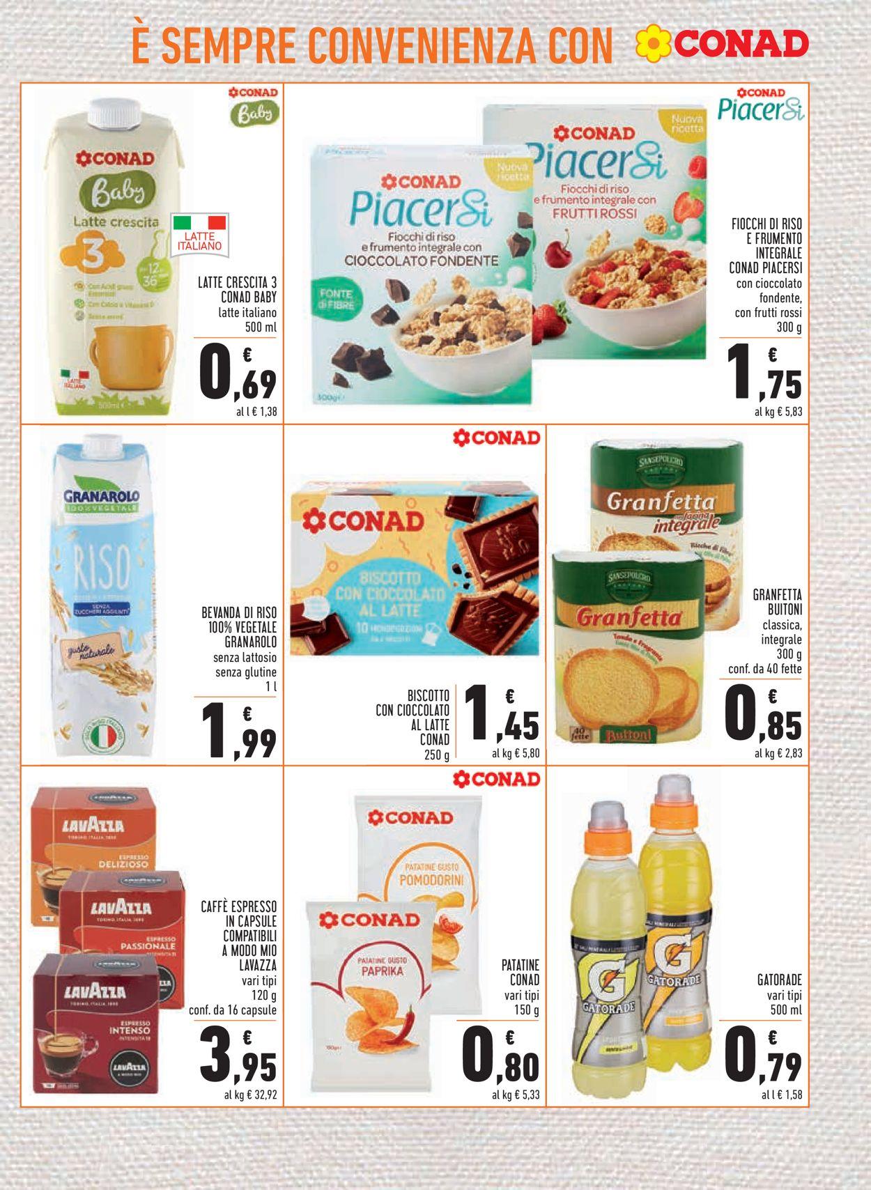 Volantino Conad - Offerte 06/05-15/05/2021 (Pagina 15)