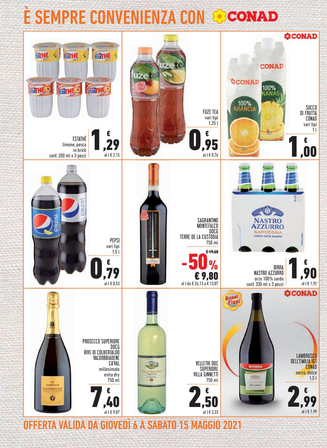 Volantino Conad - Offerte 06/05-15/05/2021 (Pagina 16)