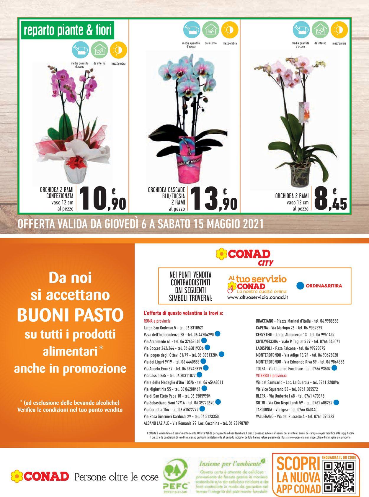 Volantino Conad - Offerte 06/05-15/05/2021 (Pagina 20)