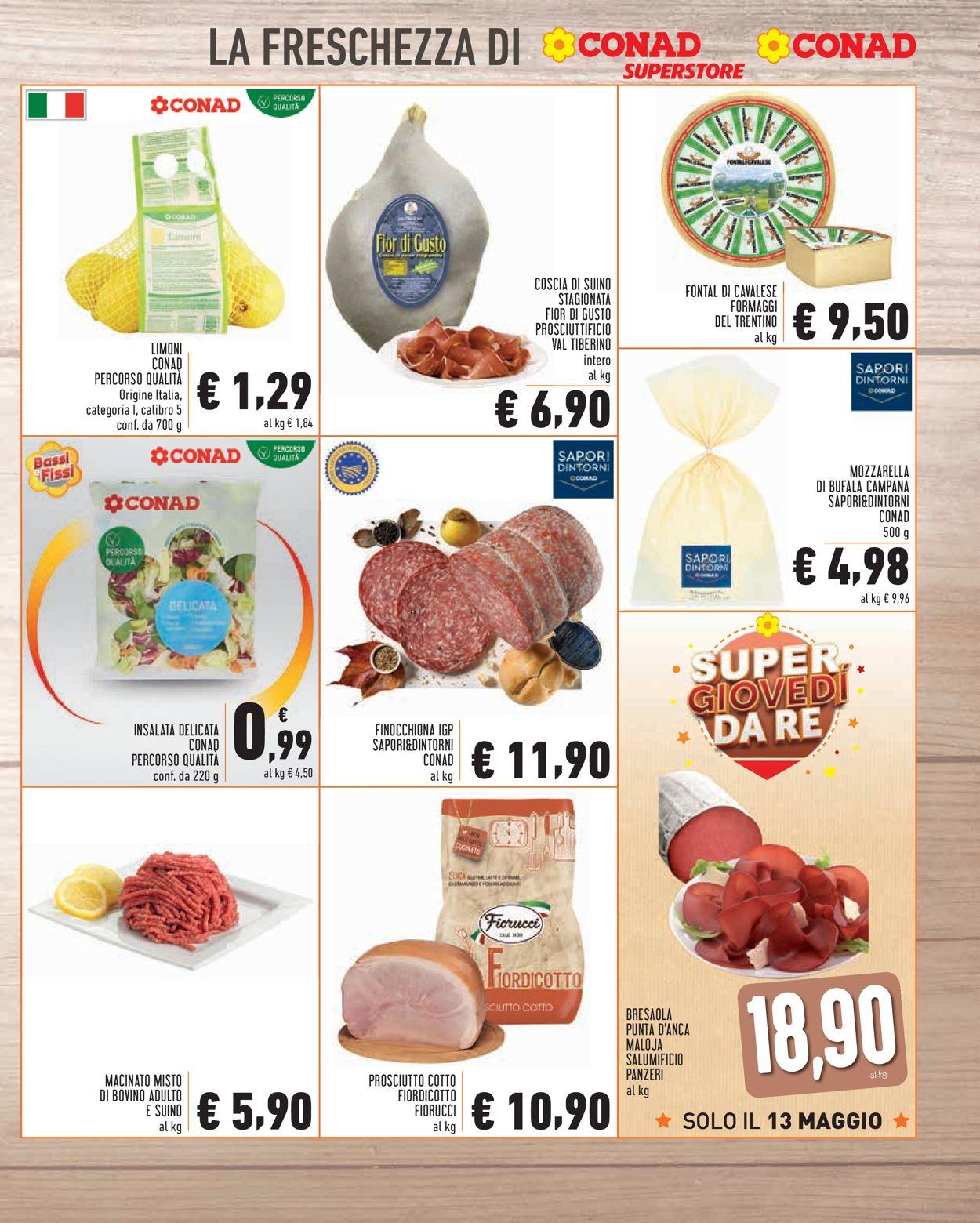 Volantino Conad - Offerte 12/05-18/05/2021 (Pagina 3)