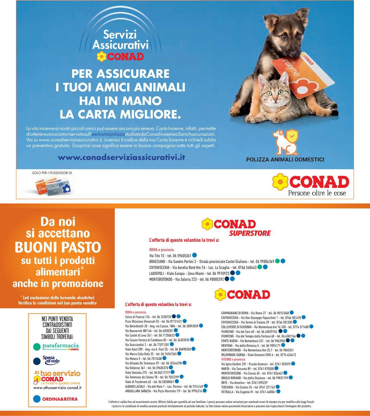 Volantino Conad - Offerte 12/05-18/05/2021 (Pagina 11)