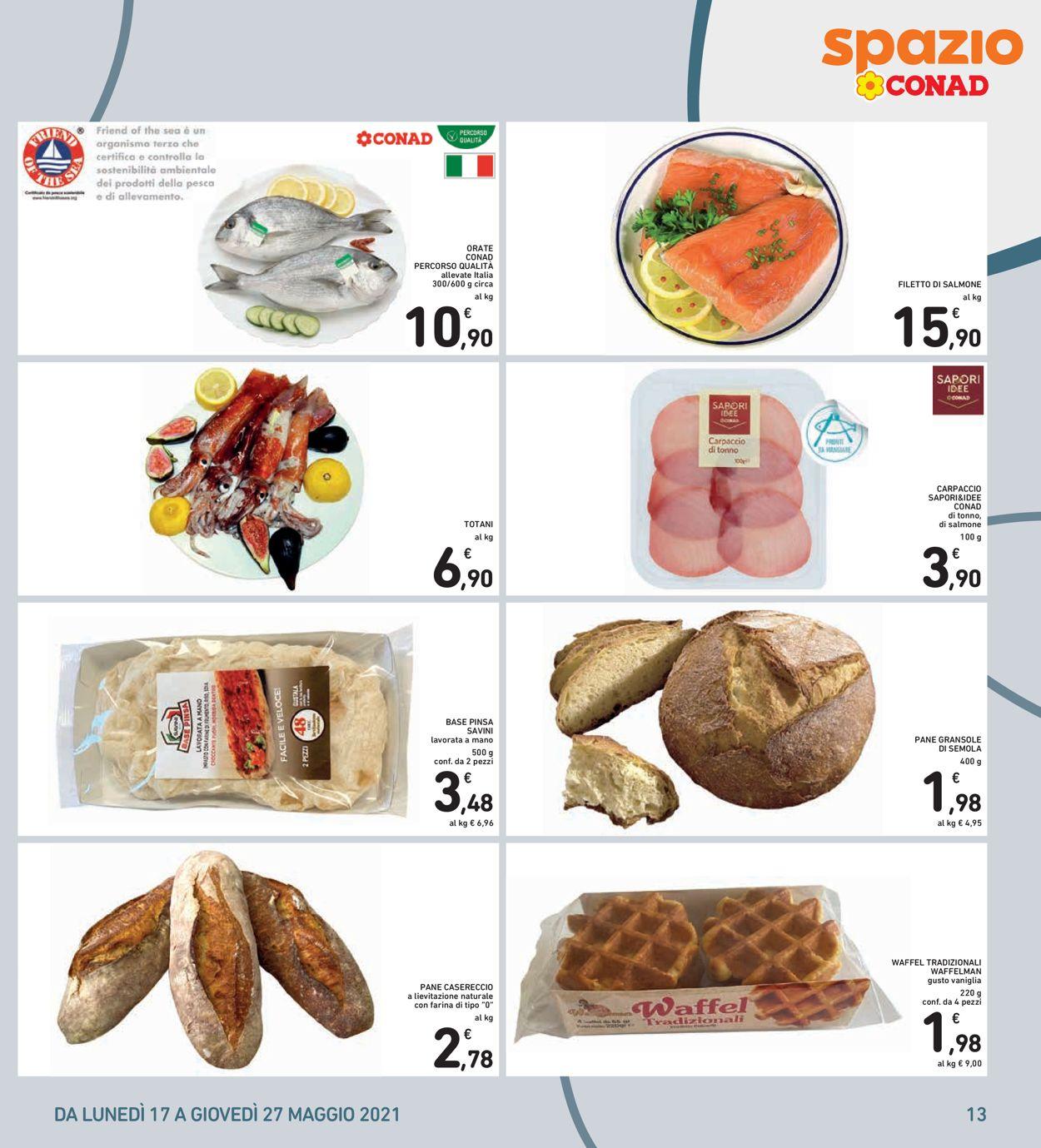 Volantino Conad - Offerte 17/05-27/05/2021 (Pagina 13)