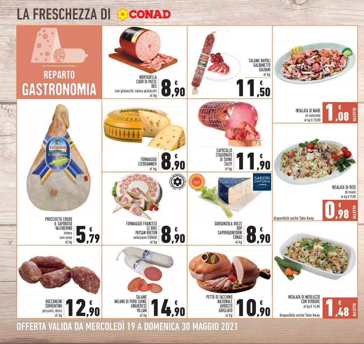 Volantino Conad - Offerte 19/05-30/05/2021 (Pagina 12)