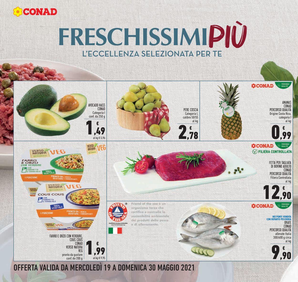 Volantino Conad - Offerte 19/05-30/05/2021 (Pagina 16)